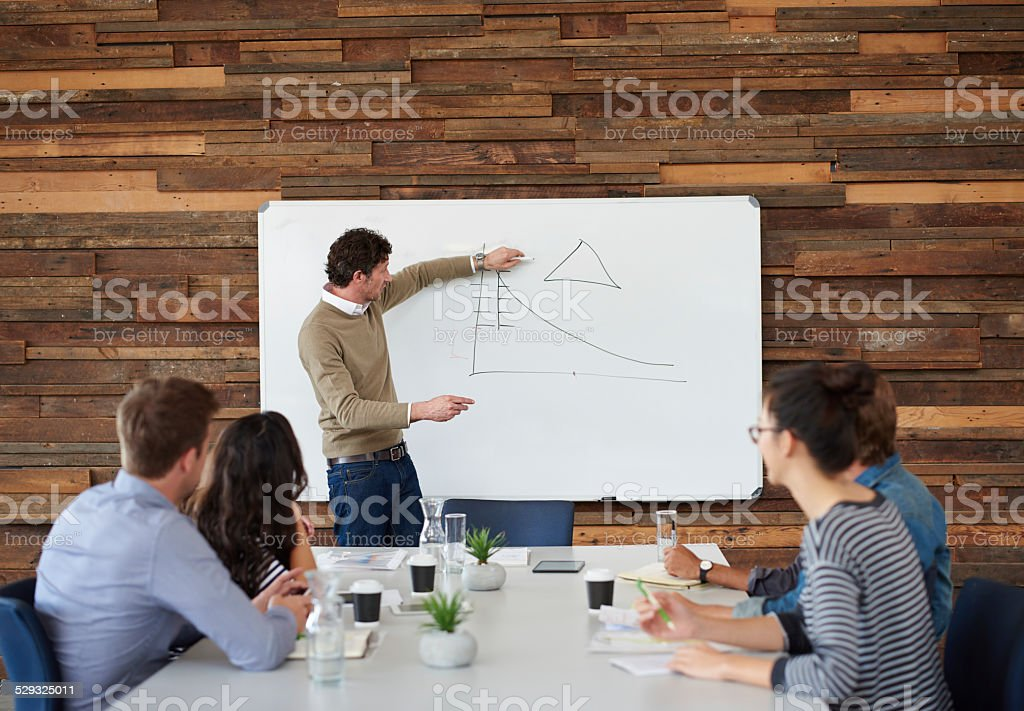 This is trending right now stock photo