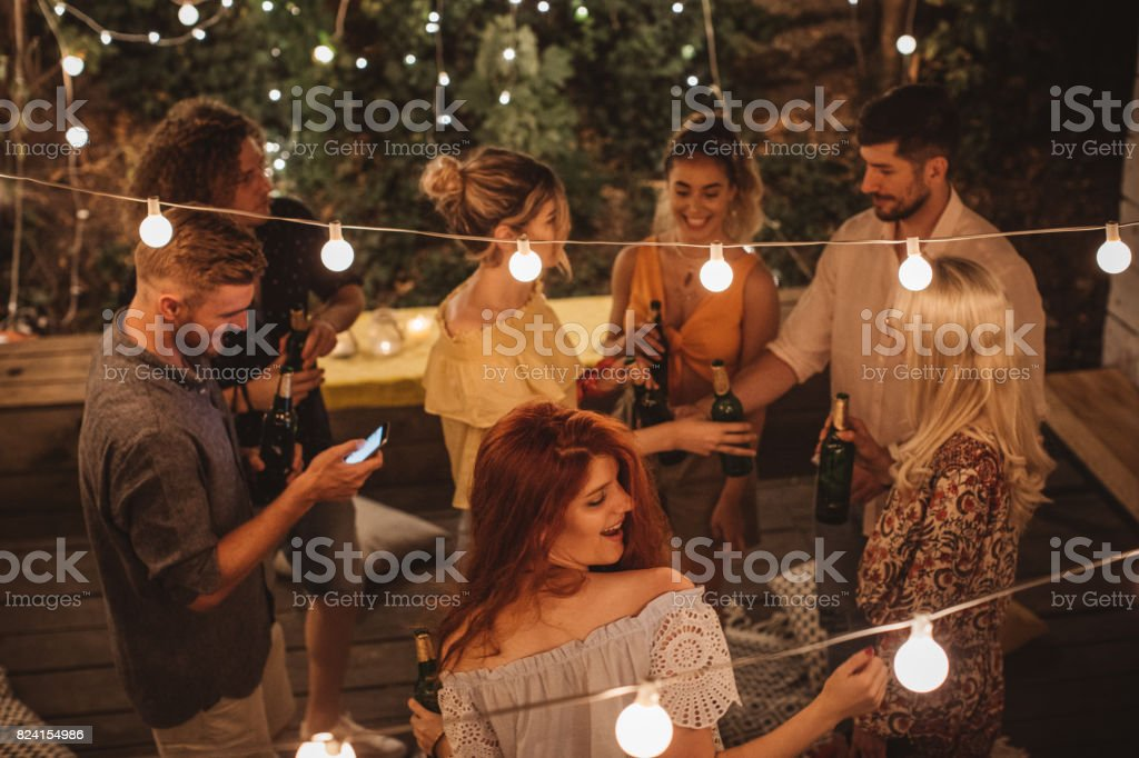 This is what Saturday should look like stock photo