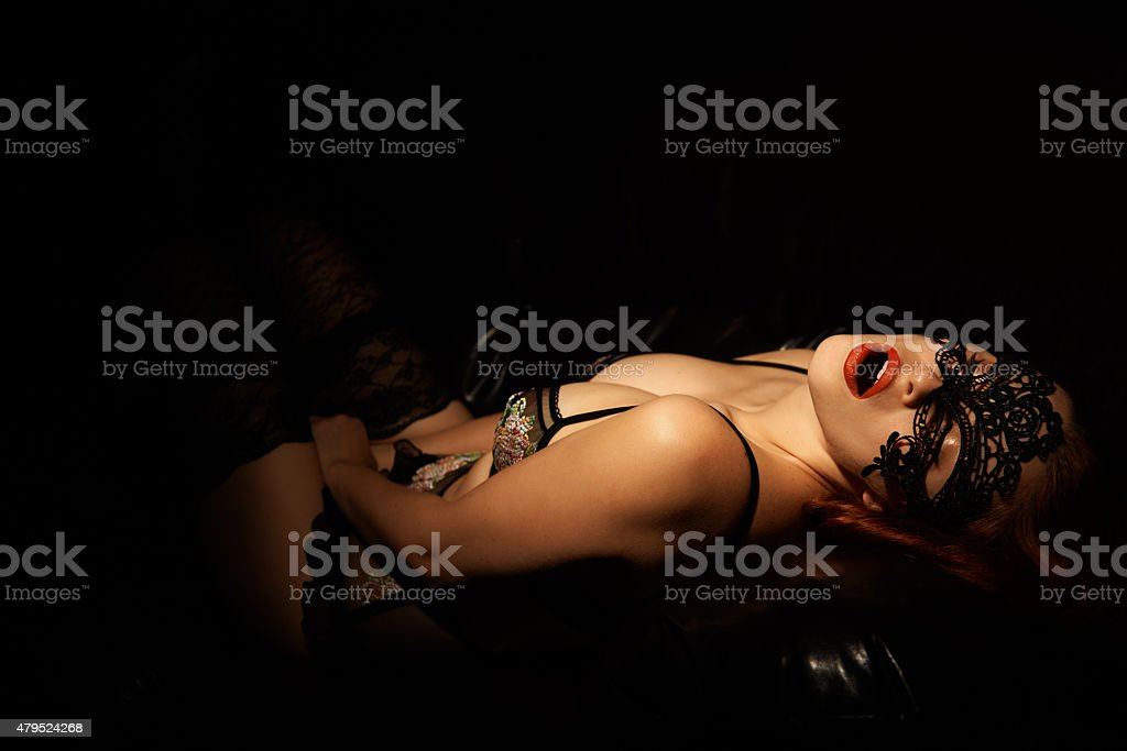 This is what sexy woman looks like stock photo