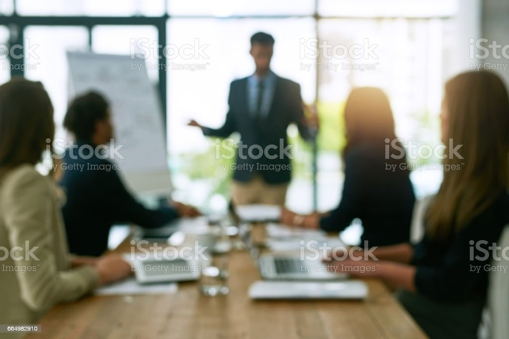 This is where success happens stock photo