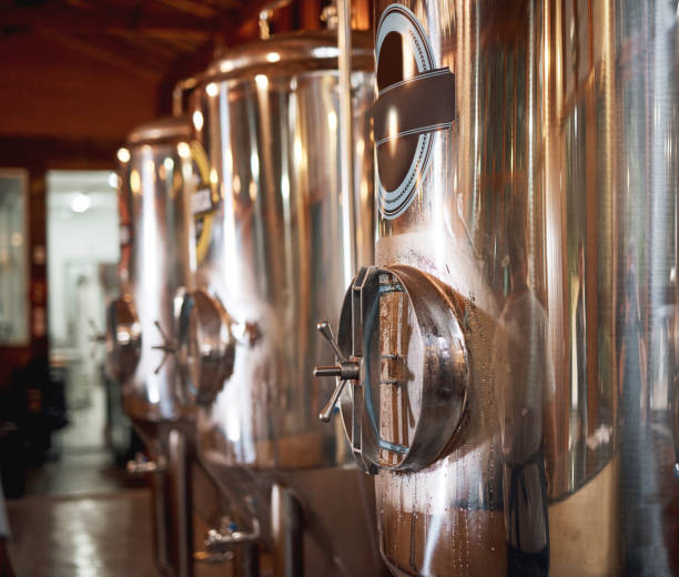 this is where the magic happens - brewery stock pictures, royalty-free photos & images