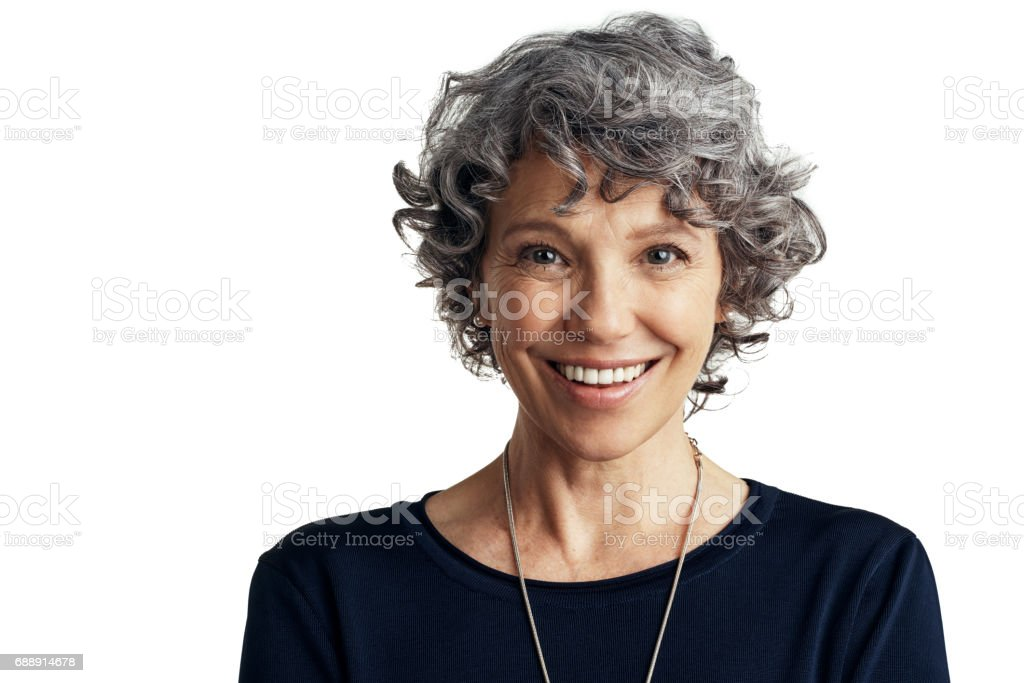 This is who I am and I'm happy with that stock photo