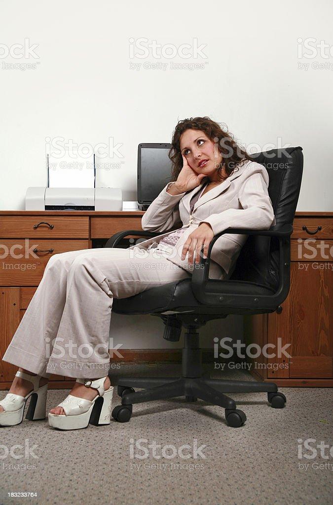 This Job Sucks royalty-free stock photo