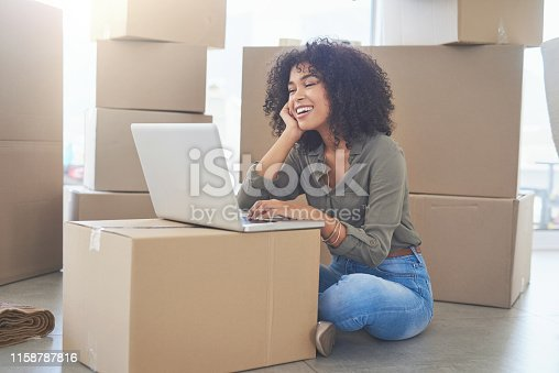 istock This looks like such a nice wall colour 1158787816