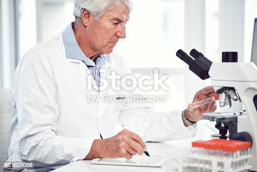 887365786 istock photo This might be the breakthrough we're looking for 881627086