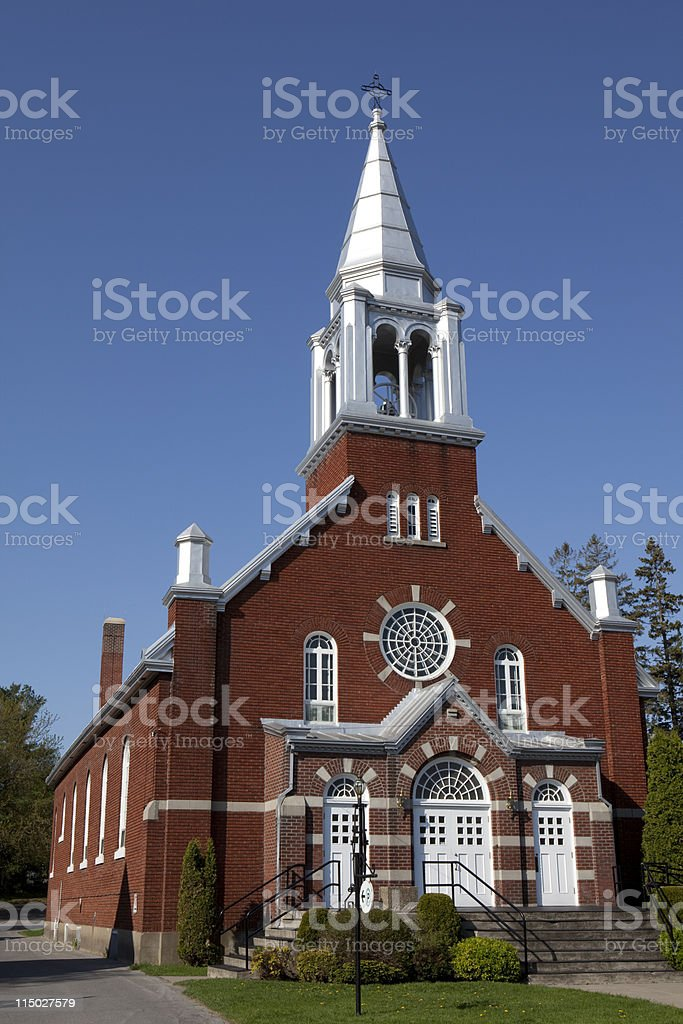 This Old Church stock photo