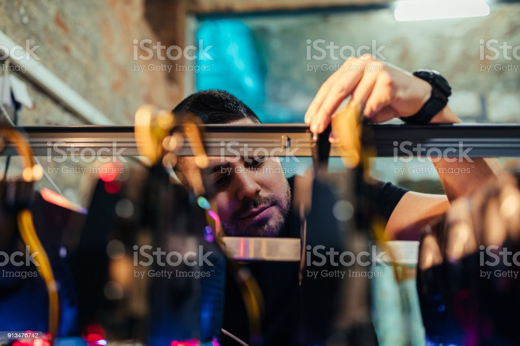 This one is a bit loose stock photo