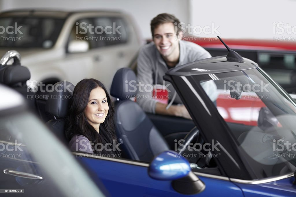 This one look great! royalty-free stock photo