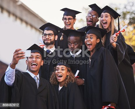 istock This selfie will inspire others to keep going 858462612