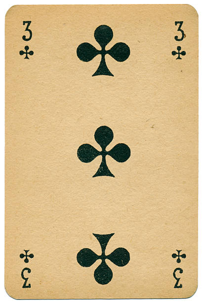 3 Of Clubs