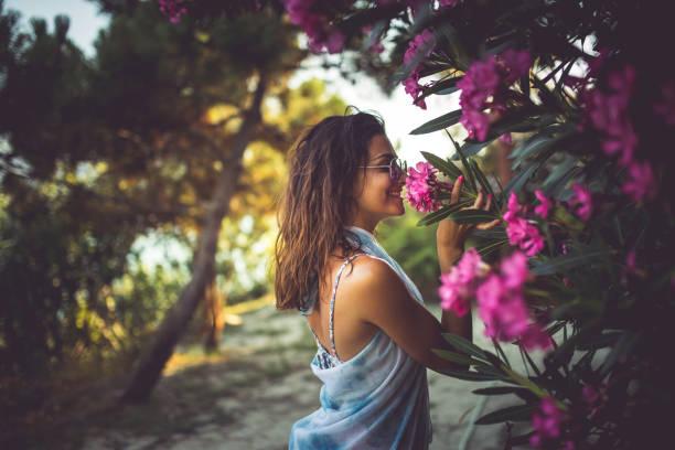 detta doftar gott - summer smell bildbanksfoton och bilder