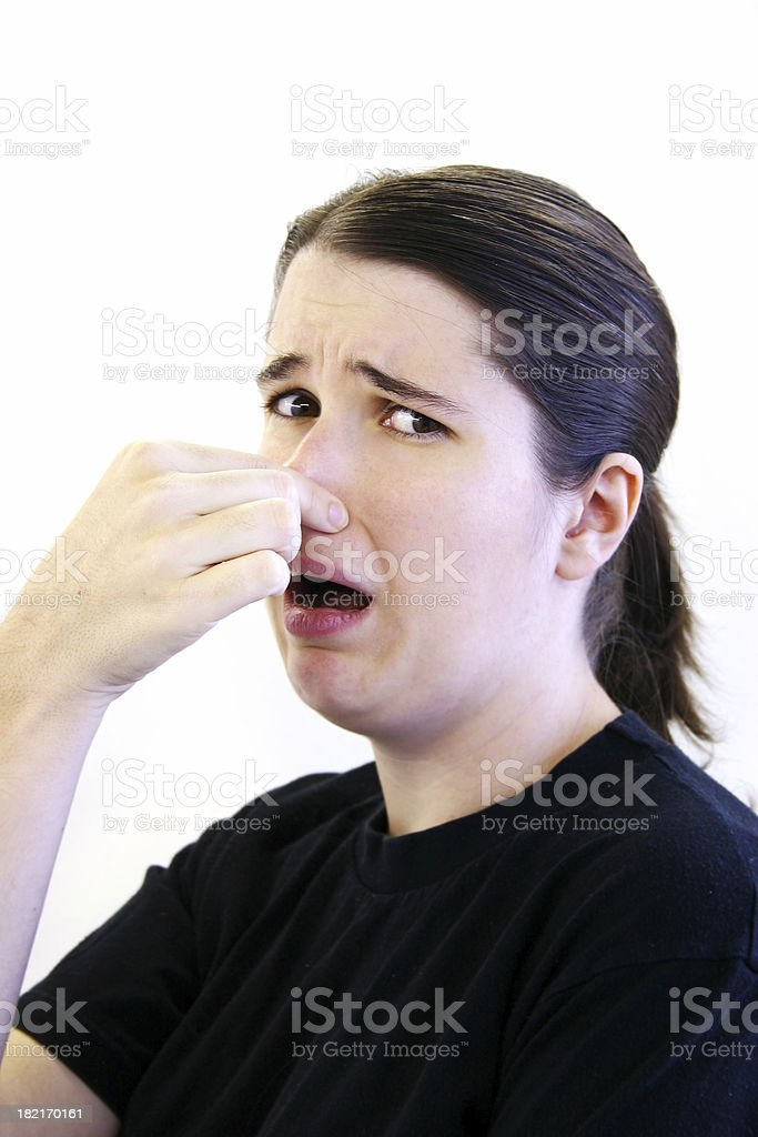 This Stinks! stock photo