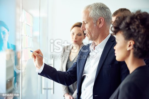 istock This task is our first priority 639682158