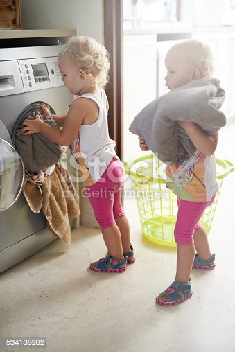 954356678istockphoto This team of toddlers will get any task done 534136262