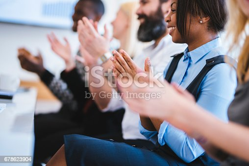 istock This was amazing presentation! 678623904