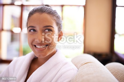 istock This was an awesome spa day 502129915