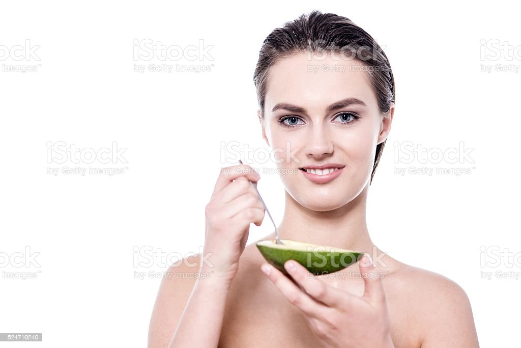 This will help for my diet! royalty-free stock photo