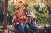 istock This will keep you warm, dear! 1156391955