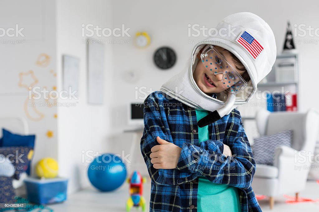 This work clothes suits me stock photo