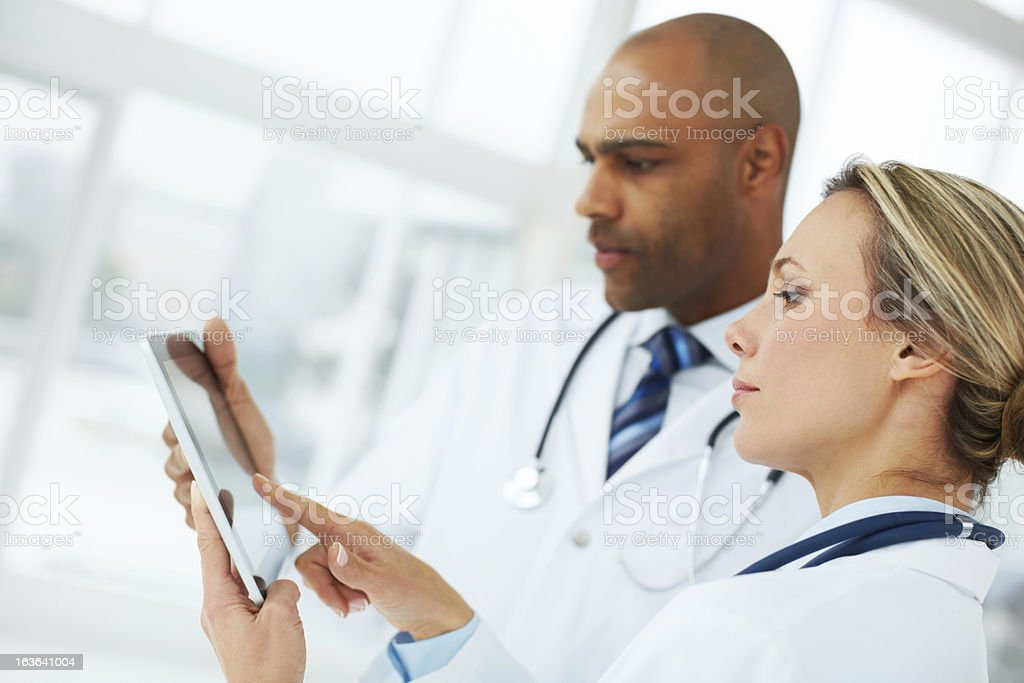 This x-ray worries me royalty-free stock photo