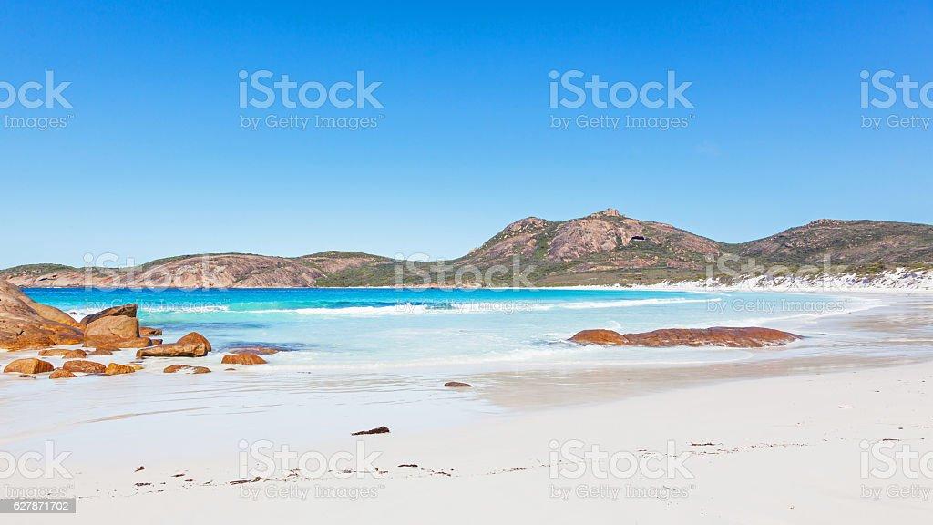 Thistle Cove Beach stock photo