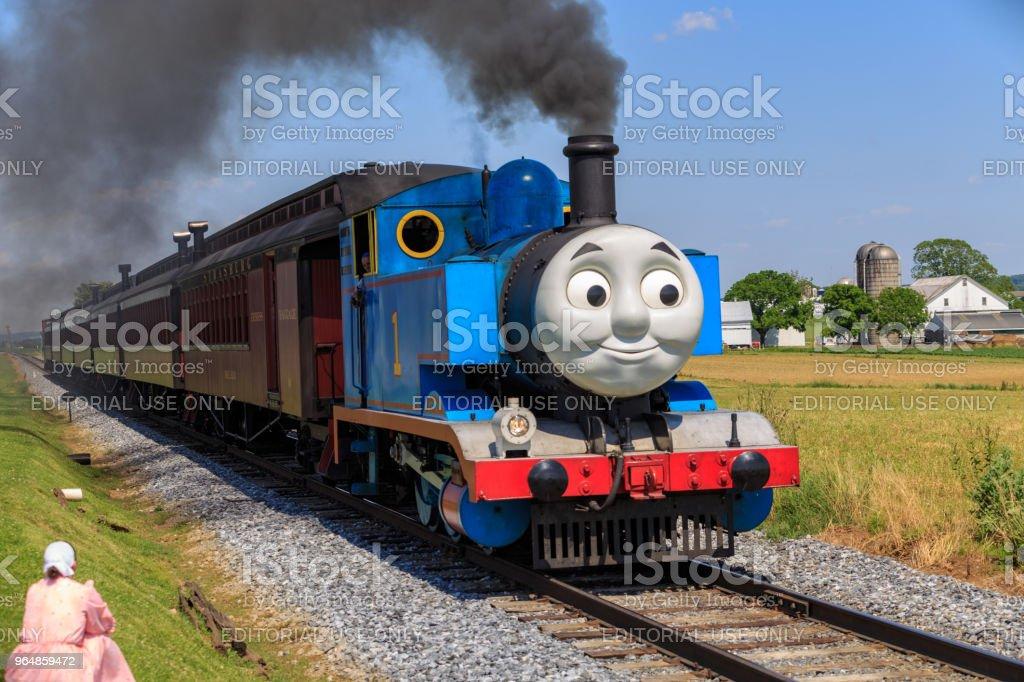 Thomas royalty-free stock photo