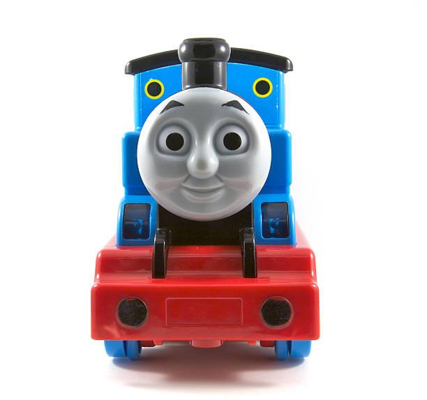 Thomas the Tank Engine stock photo