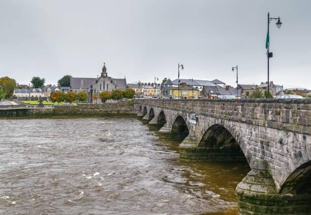 Thomond Brücke, Limerick, Irland – Foto