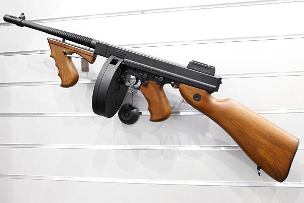 Best Tommy Gun Stock Photos, Pictures & Royalty-Free Images