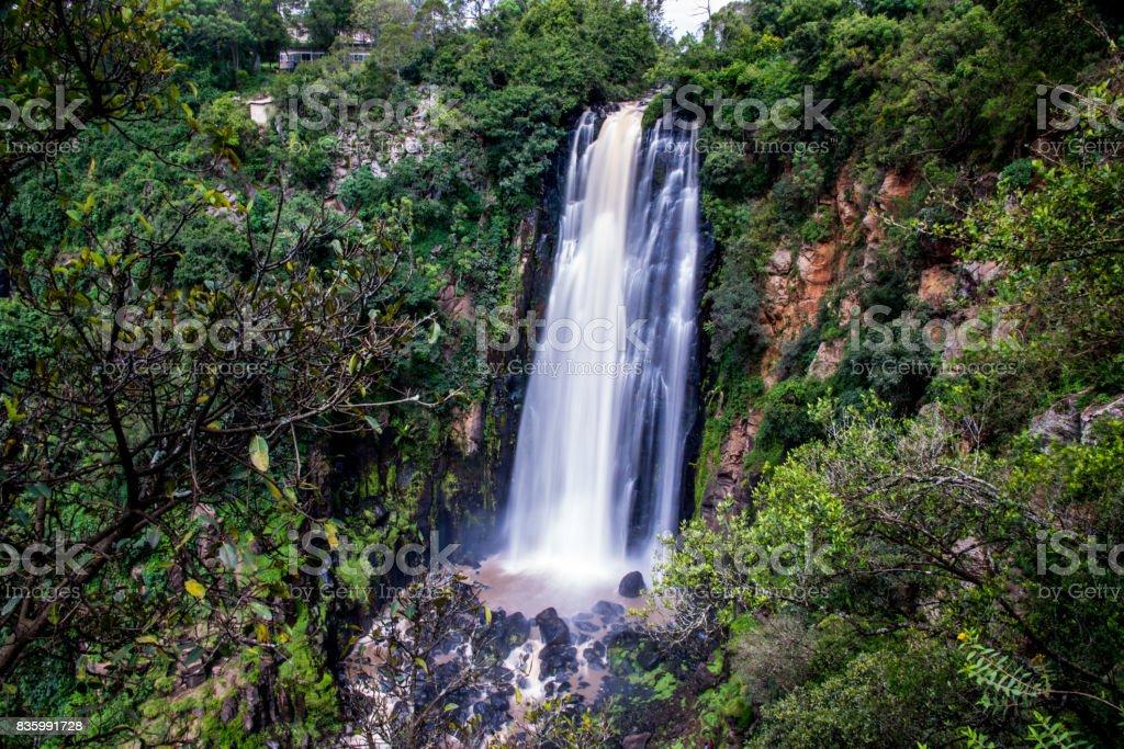 Thomson Waterfalls stock photo