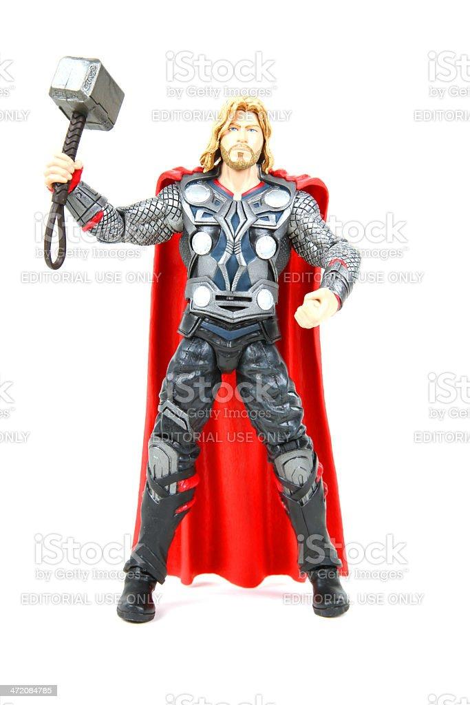 Thor stock photo