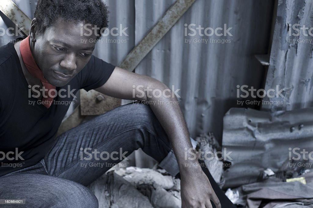 Thought Process stock photo