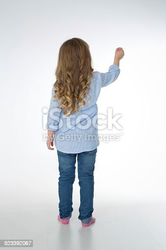 istock thoughtful blond young girl 523392067