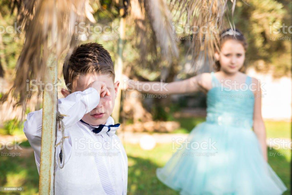 Aufmerksame Kinder sind – Foto