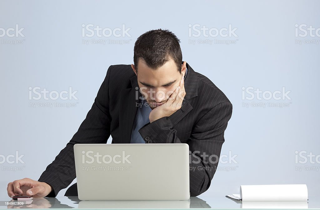 Thoughtful things. royalty-free stock photo