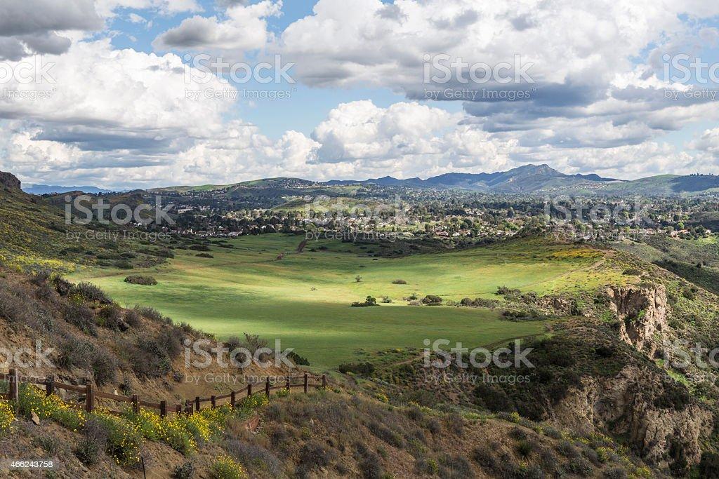 Thousand Oaks California stock photo