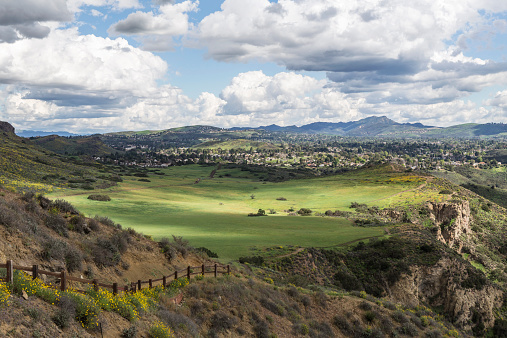 Thousand Oaks California Stock Photo - Download Image Now ...