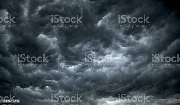 Photo of Threatening dark clouds covering the sky