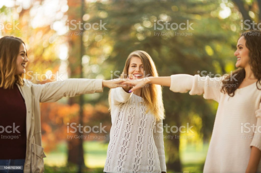 Three Best Friends Stock Photo Download Image Now Istock