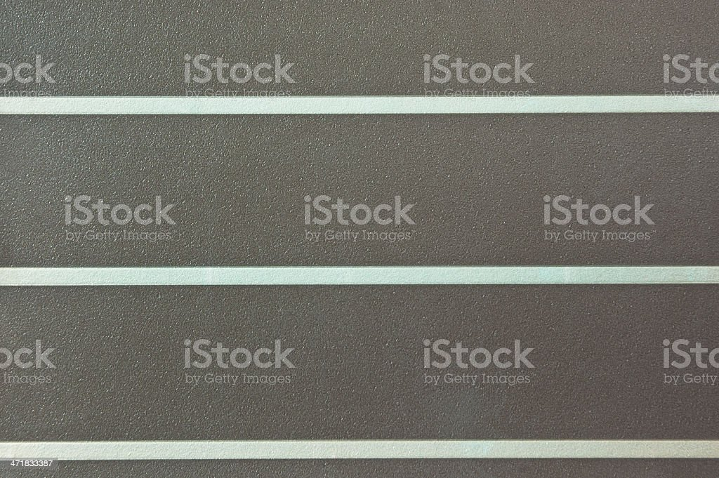 three blue line vinyl wall coverings royalty-free stock photo
