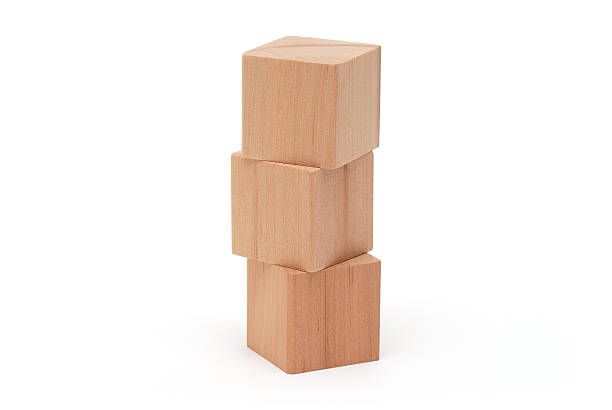 three building blocks - alphabetical order stock pictures, royalty-free photos & images