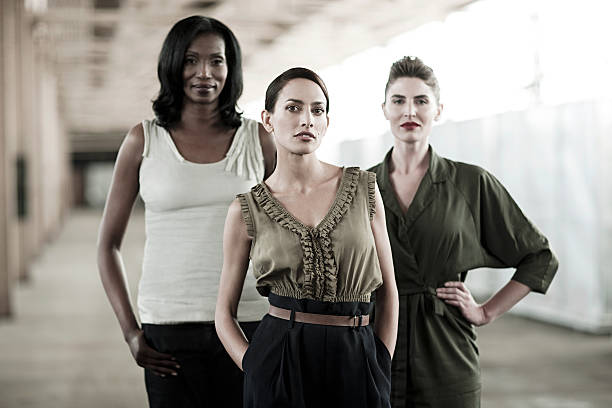Drei Geschäftsfrauen – Foto