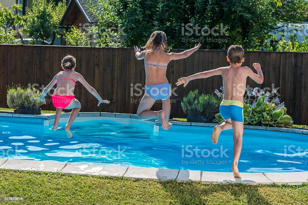how to childproof a pool