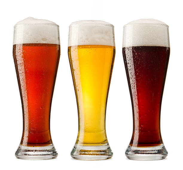 Drei kaltes Bier – Foto