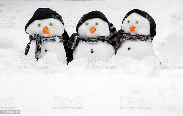 Three cute snowmen with copy space picture id623206446?b=1&k=6&m=623206446&s=612x612&h=ltgthzidtgyq7mhbd uvnzwsgpyaytjagjff71epesy=