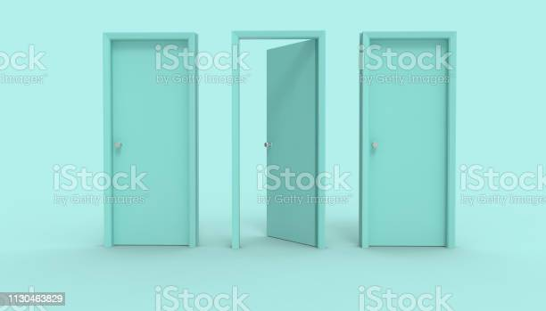 Three door blue opened stands between two closed minimal idea space picture id1130463829?b=1&k=6&m=1130463829&s=612x612&h=lyd2ctdl5fpuban5aoy rbam89k9r989abb25crjtey=