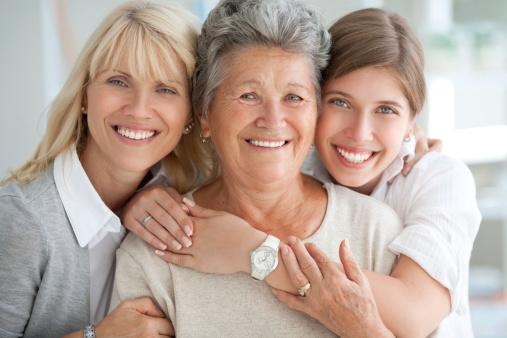 istock Three female generations. 153536548