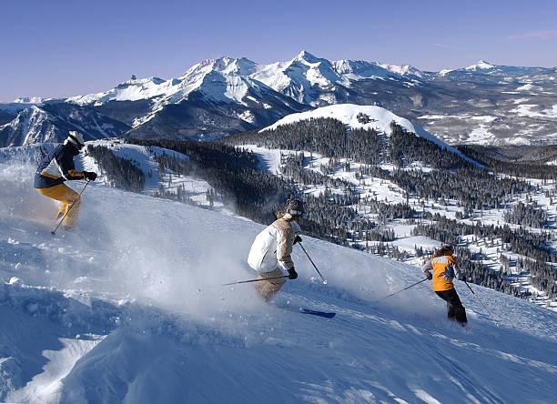 Three friends skiing fresh powder picture id157318000?b=1&k=6&m=157318000&s=612x612&w=0&h=1ei3 3xd5smmq3p6ed3zukknk jk2gumoroh5xmb3x4=