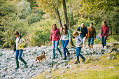 istock Three Generation Family Hiking through the Lake District 915660744