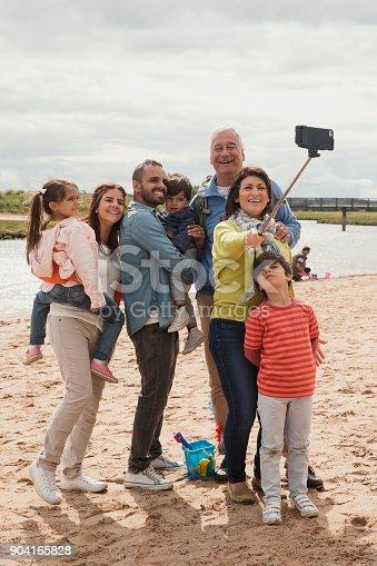 904170246 istock photo A Three Generation Selfie 904165828